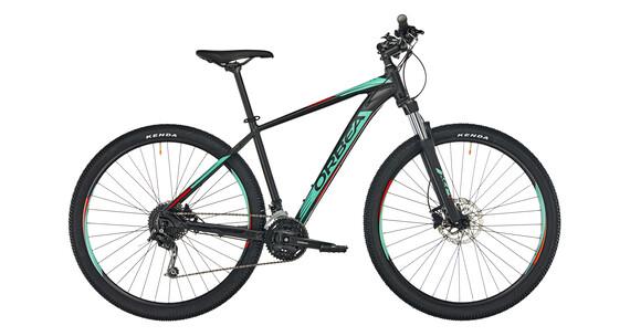 """ORBEA MX 40 29"""" - VTT - noir/turquoise"""